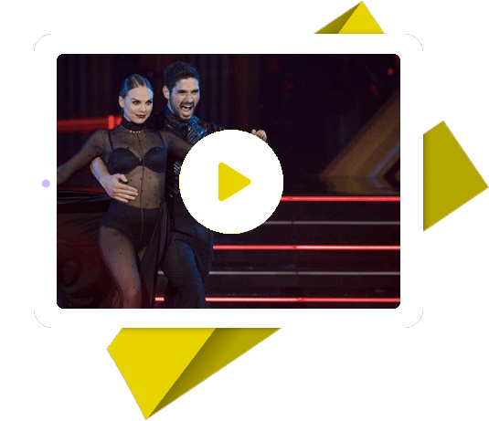 Dancing with the Stars with RTE Player