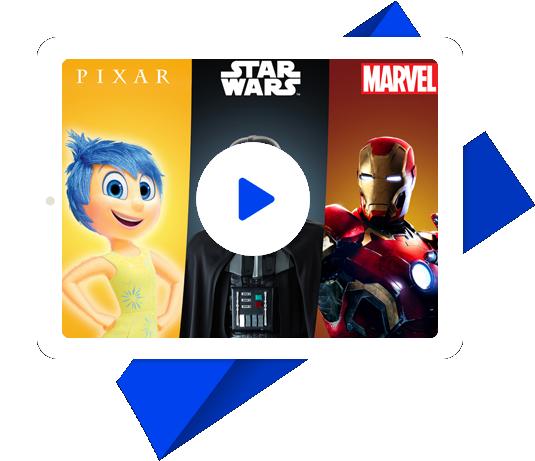 Disney+ movies