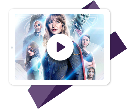 watch Supergirl in Australia