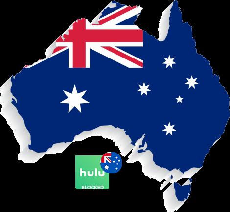 Watch hulu in Australia