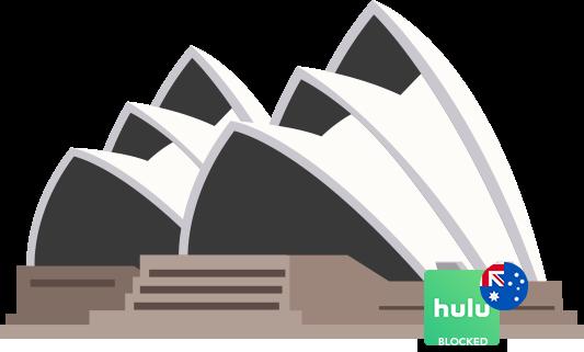 Access Hulu in Australia