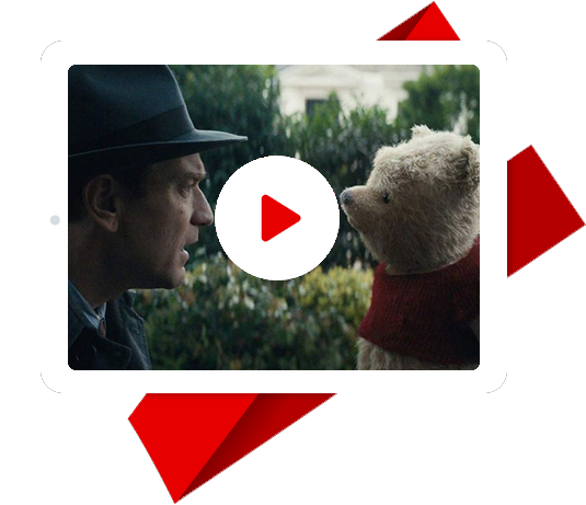 watch christopher robin in italy