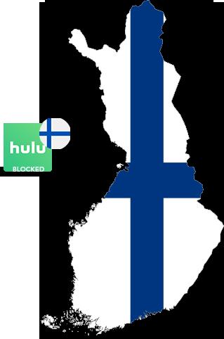 Watch hulu in Finland