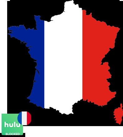 Watch hulu in France
