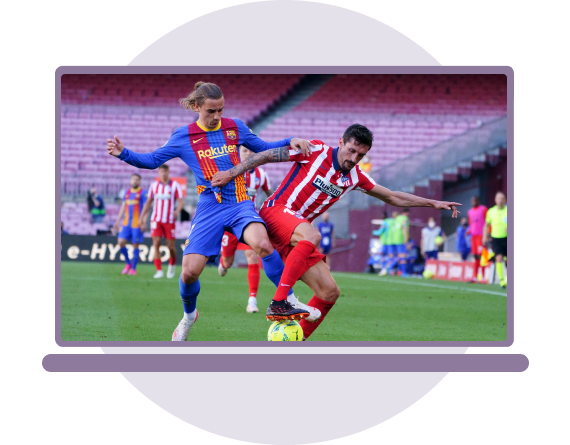 La Liga with BeIN Sports VPN