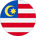 malaysia round flag