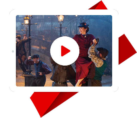 watch mary poppins on netflix