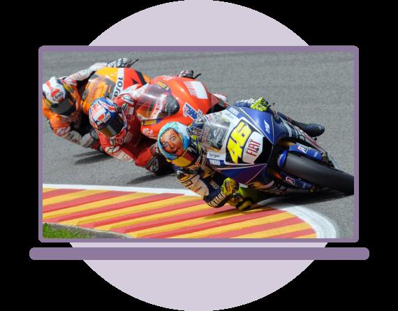 MotoGP with BT Sport VPN