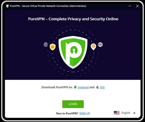 VPN for Windows Step 1