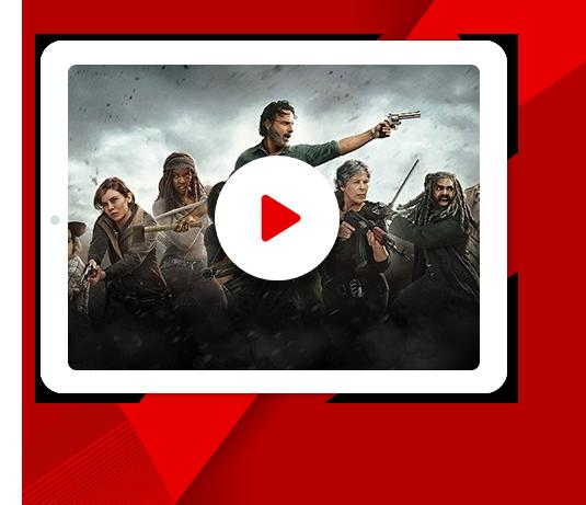 watch The Walking Dead in South Africa