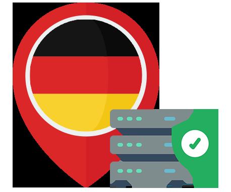 VPN legal in Germany Logo