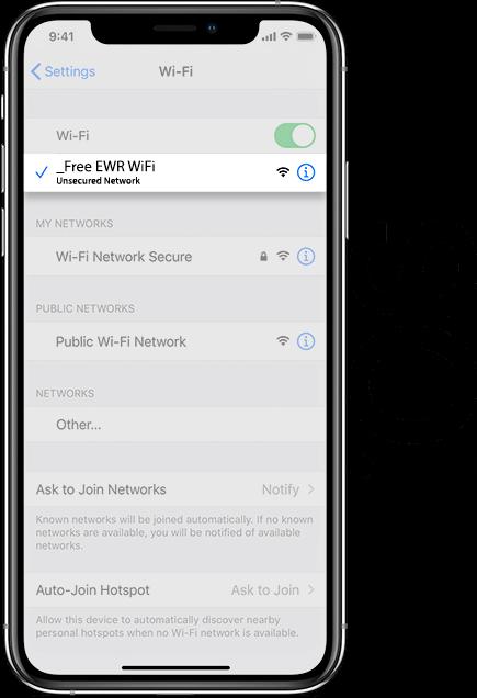 Newark Wifi IOS