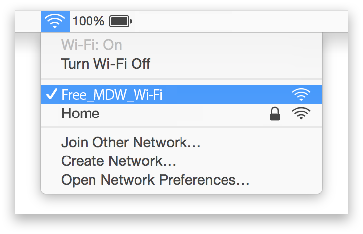 Midway WiFi Mac