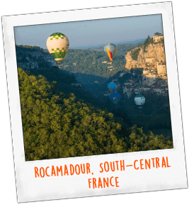 Rocamadour, South-Central France