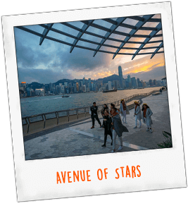 Avenue of Stars Hong Kong