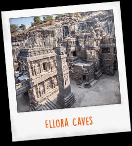 Ellora Caves India