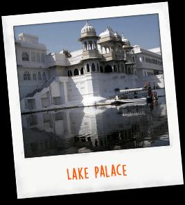 Lake Palace India