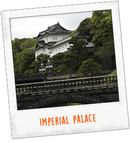 Imperial Palace Japan