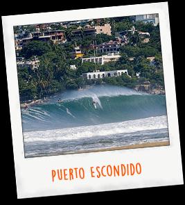 Puerto Escondido Mexico