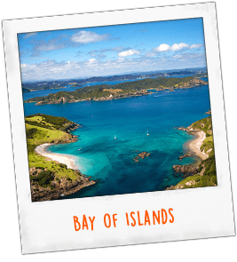 Bay of Islands NZ