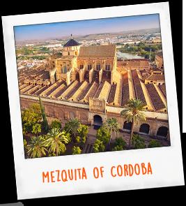 Mezquita of Cordoba Spain