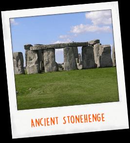 Ancient Stonehenge UK
