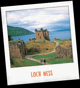 Loch Ness UK