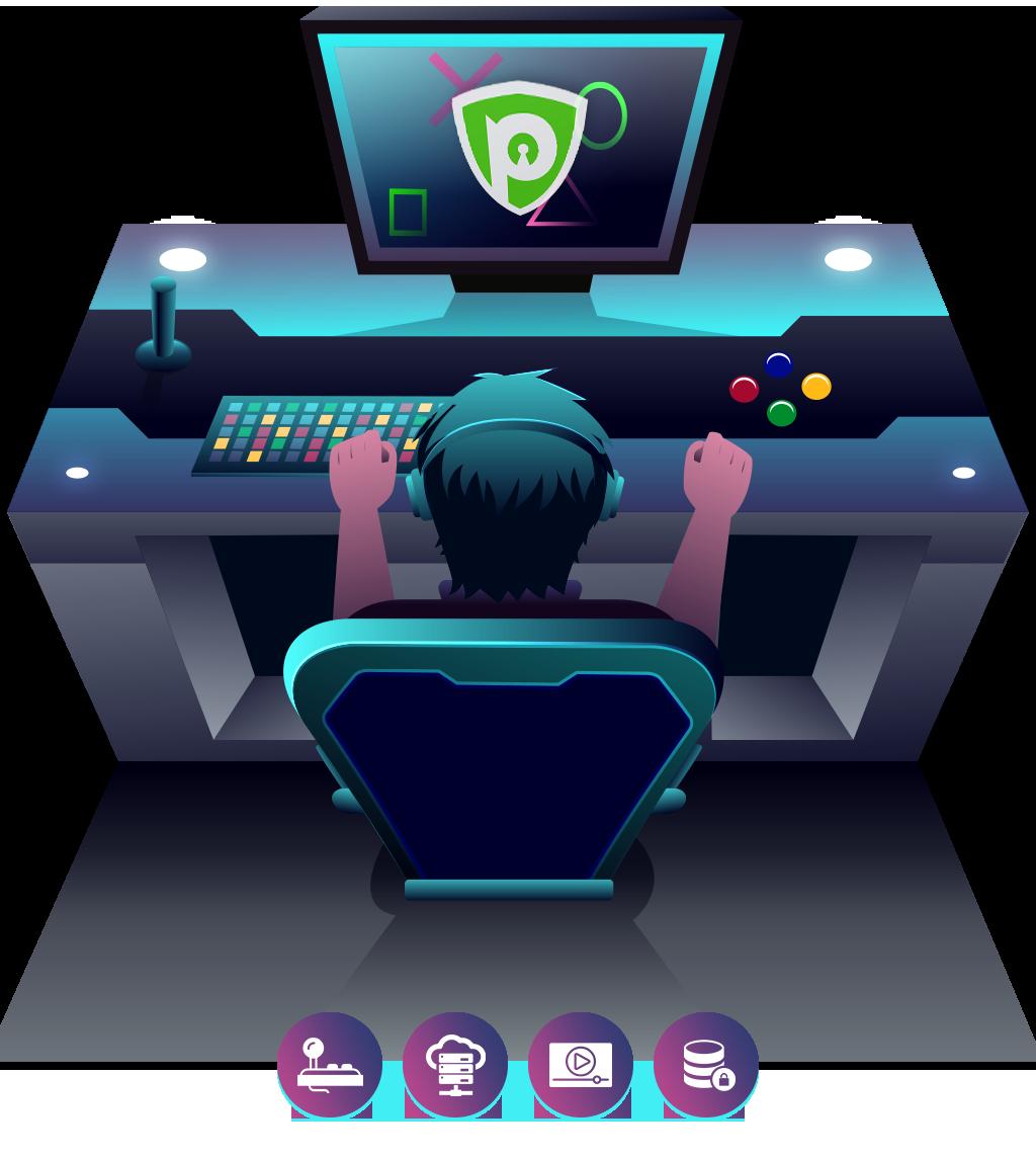 Benefits of Gaming VPN