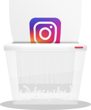 How to delete or deactivate Instagram Account