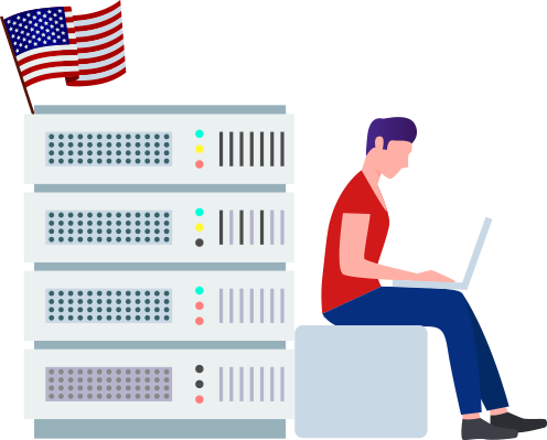 Get US IP Address from country in easy steps