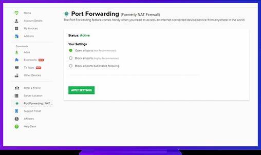 benefits of using roblox port forwarding